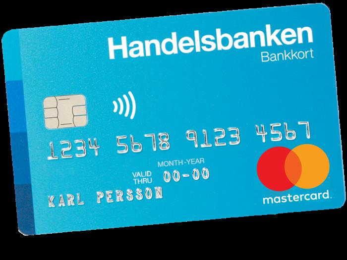 beställ nytt bankkort