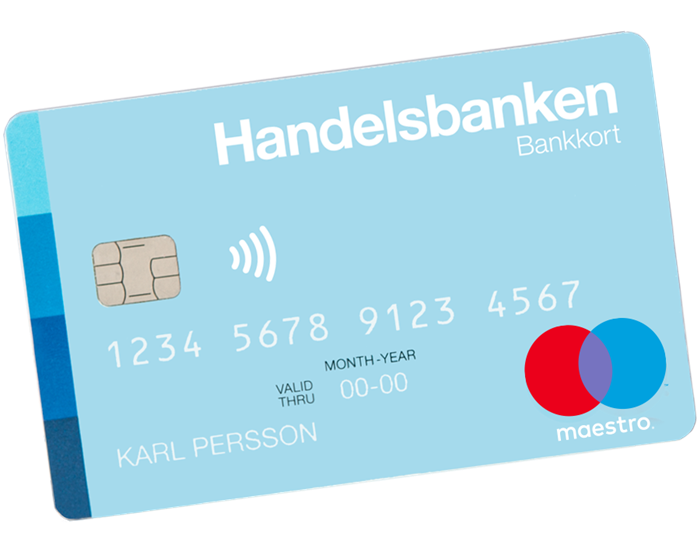 Bankkort Och Kreditkort Handelsbanken