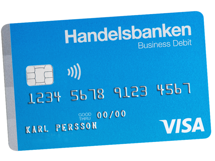 business debit card 900